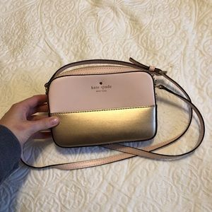 Kate Spade mini cross body